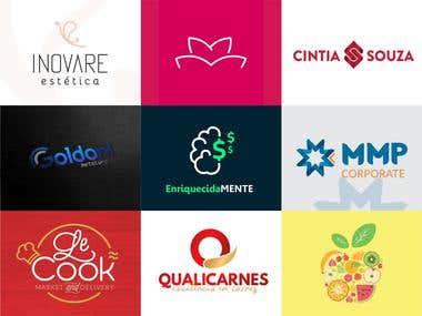 Logos e Identidades Visual