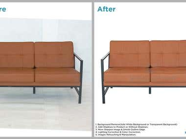 Furniture Images Background Remove
