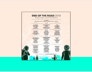 End of the Road Festival 2018