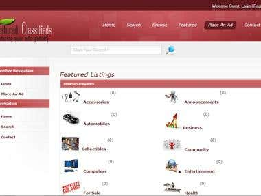 Featured Classifieds