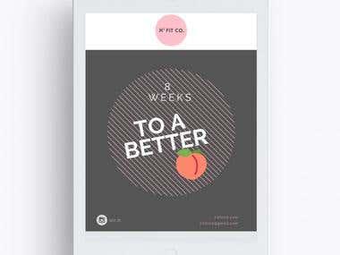 Downloadable Workout Brochure