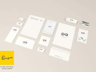 Infiniti ti-Stationery Design