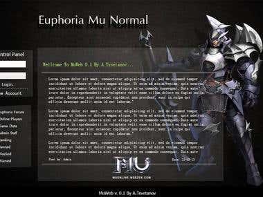 Euphoria Mu Web