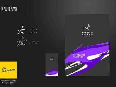 Xtreme Force-Logo Design