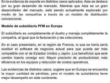 Spanish Article
