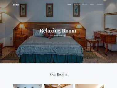 Hostel Web Site