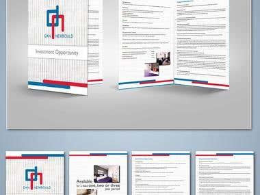 Editable Brochure