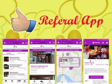 Refer App