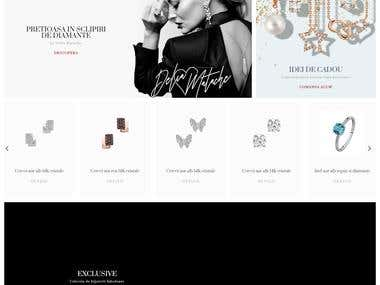 TEILOR FINE JEWELRY Magento