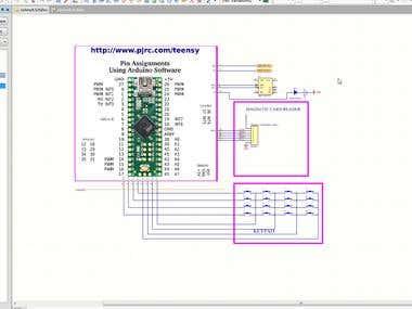 Magstripe in Arduino