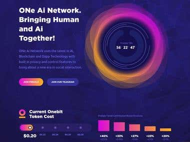 ICO - One Ai Network