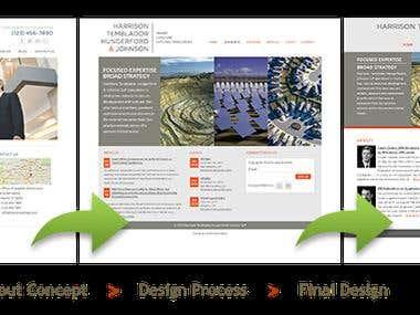 Full Custom Websites