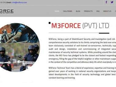 M3Force (Pvt) Ltd