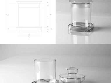 Redesign Candle Jar