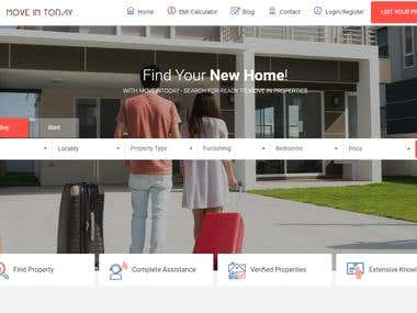 Online Property Finder | Real Estate Website | MoveInToday