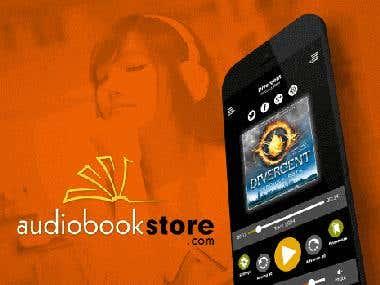 AudiobookStore.com – Listening Made Easy