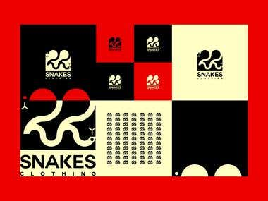 22 snakes clothing