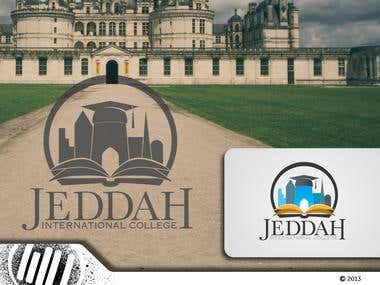 Jeddah International Logo