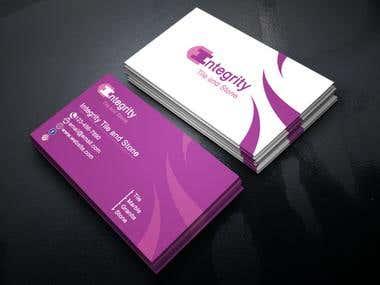 Creative Business Card Designed