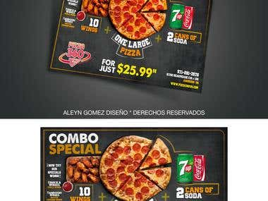 flyer pizza 360