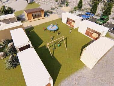 3D project plan