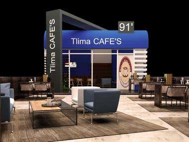 Tlima Cafe - South Africa