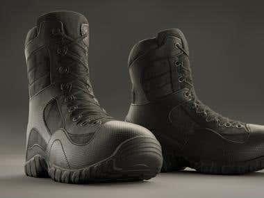 PBR Boots
