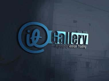 Logo design (IT Gallery)