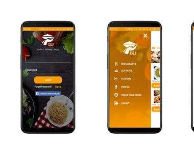 Online Food Devivery