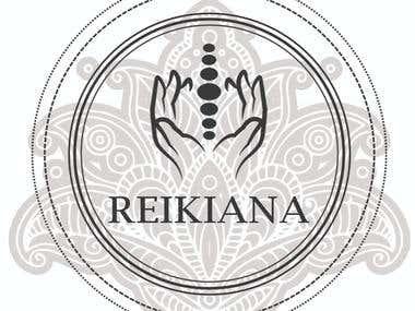 ReikiAna Logo