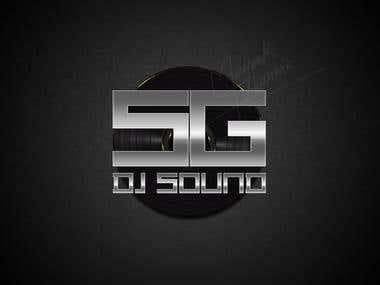 DJ: Logo Design