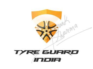 Tyre Guard: Logo Design