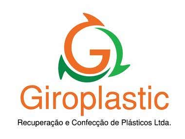 Company logo for recycled plastic bags