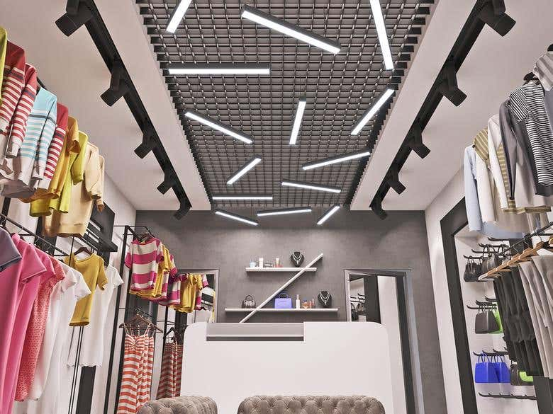 Small Clothing Store Design Freelancer