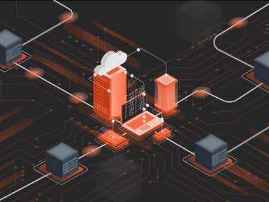 Isometric Animation