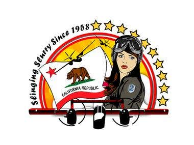 Logo Ukiah Air Attack Base