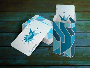 Playing cards Packaging