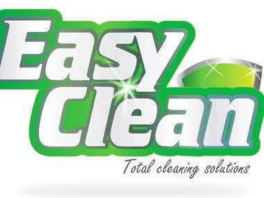 Logo Design for Cleaning Equipment manufacture Company