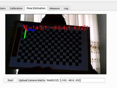 QT Open CV Video Porcessing application, Image Processing