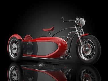 Side Bike