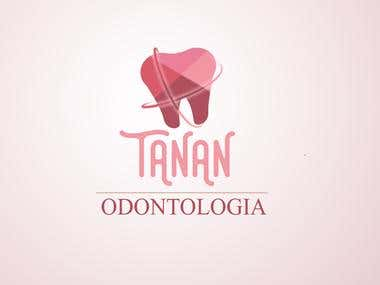 Logo Tanan Odontologia