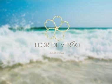 Logo loja Flor de Verão