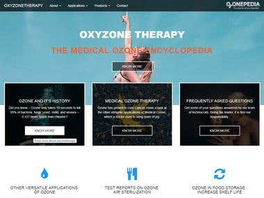 Oxyzone Therapy