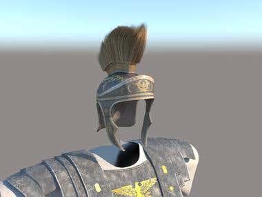 Roman Legionary Armor