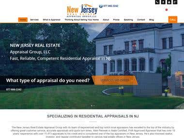 New Jersey Real Estate Website Development & SEO