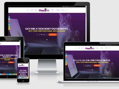 WebKitty Website