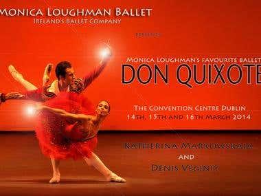 Classical Ballet Don Quixote