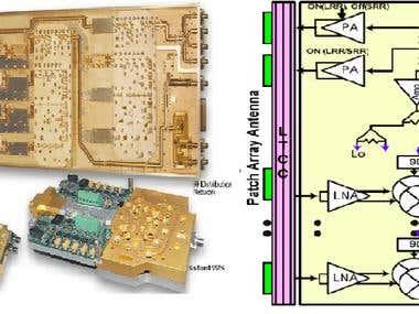 Millimeter-wave transceiver system