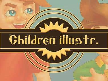 Children illustrtions