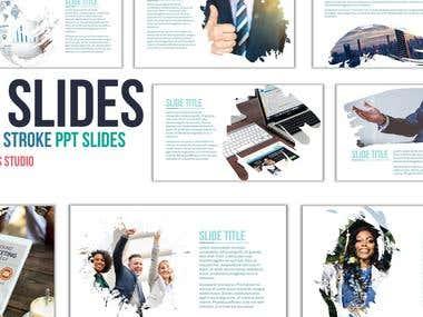 Powerpoint Presentation / Pitch Deck